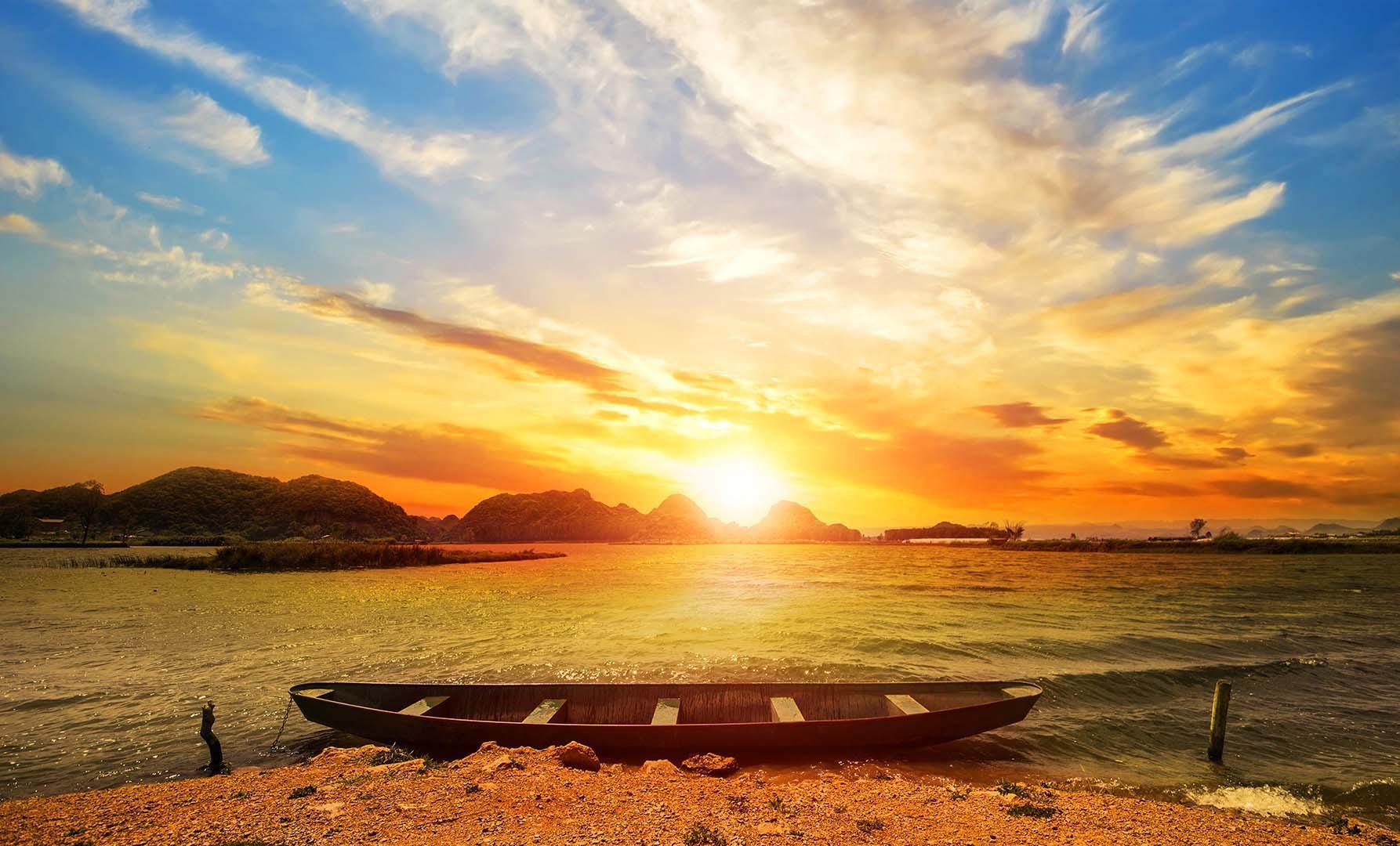 infinidad sunset